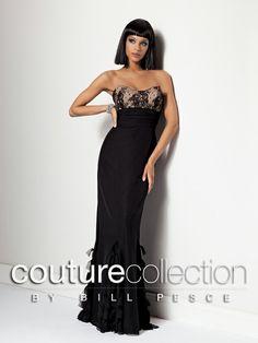 Long black dress size 0 jordans