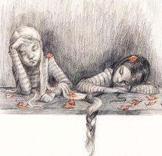 Boredom by Beatriz Martin Vidal