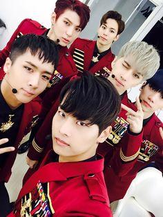 Vixx The closer K Pop, Astro Sanha, Day6 Sungjin, Leo, Lee Hong Bin, Bang Yongguk, Moorim School, Jung Taekwoon, Music Videos
