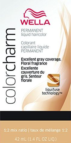 Wella Color Charm Liquid Permanent Hair Color - -211 - Very Dark Brown 1.42 oz. (Pack of 2) *** Check out the image by visiting the link. (This is an Amazon affiliate link)