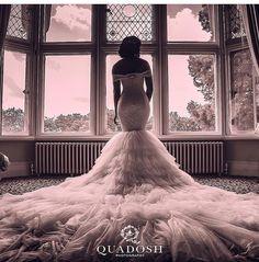 "1,603 Likes, 11 Comments - Luxuryweddingskitoko💟 (@deluxekitoko) on Instagram: ""Your dream dress 😍 what a view @quadoshphoto #deluxekitoko"""