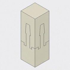 四方鎌継ぎ Shihou-kama-tsugi Japanese Joinery, Japanese Woodworking, Wood Joints, Build Something, Woodworking Projects, Furniture, Twitter, Wood Work, Sketch