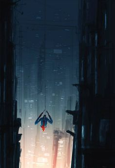 Spider-Man by Pascal Campion