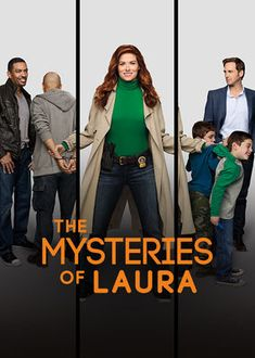 """Check out """"The Mysteries of Laura"""" on Netflix"""