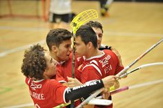 ESP v EST - 2014 MU19 WFCQ  #Floorball #España #Estonia #FloorballEspaña #Sub19 #WFCQSpain #AlexandraLunar #XandraLunar