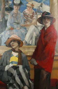 'Le Manet', 1922 - Georges van Zevenberghen