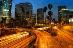 Downtown Los Angeles - Los Angeles, California