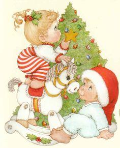 Ruth Moorehead | Ruth Morehead Navidad tiernas imágenes cute figuras - Do It!