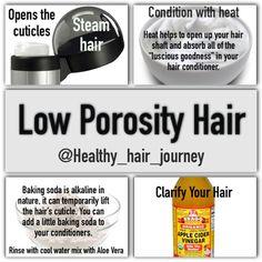 Low Porosity