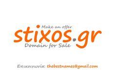 stixos.gr - Domain for sale
