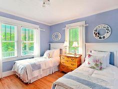 Budget Bedroom Designs | Bedroom Decorating Ideas for Master, Kids, Guest, Nursery | HGTV  MIRRORS!!