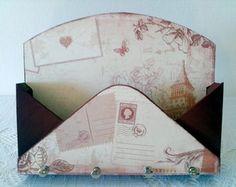 Porta Chaves e Cartas