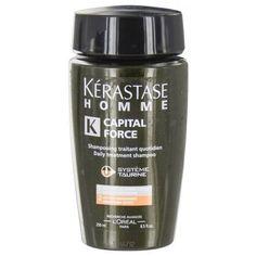 Homme Capital Force Daily Treatment Shampoo 8.5 Oz