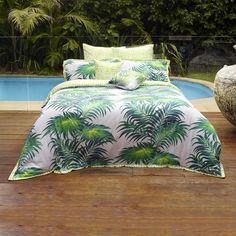 KOO Tropics Quilt Cover Set Queen | Spotlight Australia