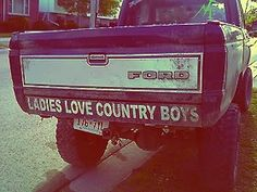 If only it were on a Chevy :)