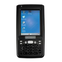 Opticon Windows CE Data Terminal - Windows CE™ Portable Data Terminal Barcode Laser Scanner Numeric Keyboard Can withstand multiple drops to concrete from Windows Ce, Keyboard, Concrete, Canning, Home Canning, Conservation