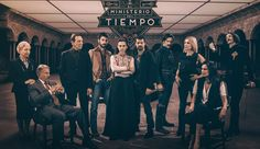 """Llega la segunda temporada de """"El Ministerio del Tiempo"""" a TVE. APPA: L.Gutierrez (D.Prod.)"""
