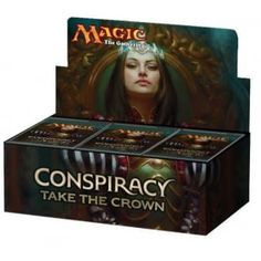Conspiracy 2 Take the Crown Booster Box Magic the Gathering card game