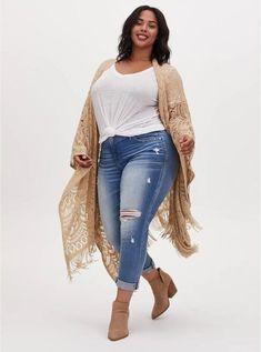 Plus Size Boho Outfit Ideas - Alexa Webb Boho Outfits, Cute Fall Outfits, Summer Fashion Outfits, Curvy Outfits, Curvy Clothes, Bohemian Dresses, Cowgirl Outfits, Fall Clothes, Clothes Women