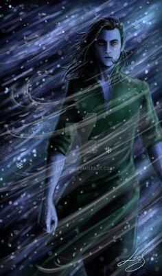 Loki of Jotunheim by Berende on DeviantArt