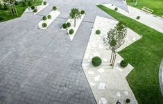 Millenary Park by Ujirany / New Directions Landscape Architects, in Budapest, Hungary.