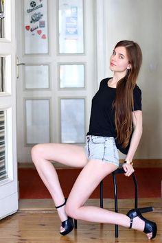 La Redoute Polska ♥ Ariadna   http://www.laredoute.pl/products/krotki-t-shirt-z-lekkiej-bawe%C5%82ny-organicznej-100/730612/324242735.aspx