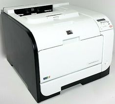 Hp Laserjet Pro 400 M451dn Color Laser Printer Ce957a Good Condition In 2020 Laser Printer Printer Color Printer