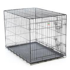 Go Pet Club Folding Pet Crate & Reviews | Wayfair