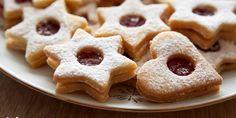 Špaldovo-mandľové linecké koláčiky - Powered by Roll Cookies, Sandwich Cookies, Biscuits, Almond Bread, Almond Cookies, Linzer Cookies, Annie's Cookies, Bread Machine Recipes, Gluten Free Cookies
