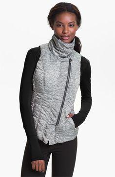 Zella Reversible Vest available at #Nordstrom