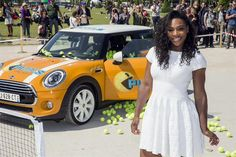 7/29/15  Rena's Amazing Cameo! ... Via Sammy  @sammbamm2424  ·     The best part of pixels was when @serenawilliams came out 🎾💁🏽