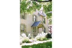 Harriet Beecher Stowe's cottage, Hartford.