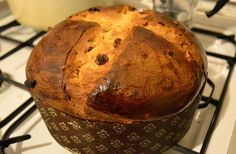 Cum prepari acasă celebrul cozonac Panettone – Mult mai bun ca cel din magazine Mai, Bread, Food, Meal, Essen, Hoods, Breads, Meals, Sandwich Loaf