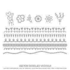 Vector Doodled Vo3 {CU}