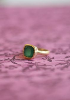 Light Of My Life Indie Stone Ring In Green $44.99  http://shopruche.com/light-of-my-life-indie-stone-ring-in-green.html#NP=8a5af8e2130fb082c158d77205d2ad2f