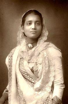 H.H. Marahani Siniti Devi Sahiba of Cooch Behar