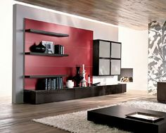 Living Room Storage Cabinets Ideas