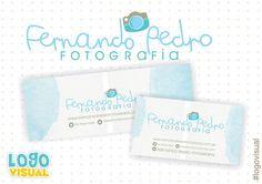 Serviço: Logo + Identidade Visual   Cliente: Fernando Pedro Fotografia  Cidade: Sumaré - SP   Logovisual é pura criatividade. #logovisual #logotipos