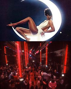 On Thursday, April 26, 1979 I was at Studio 54's 2nd Anniversary Party. Very late in the morning, a cage descended from the ceiling and Donna Summer was inside. She sang Happy Birthday to Studio & her new song, Hot Stuff, which had just been released.