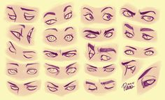 Eyes 2 by Rejuch on DeviantArt