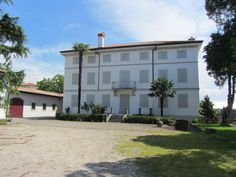 VILLA PARENS, the old house