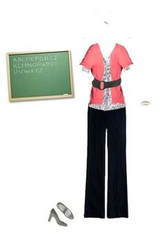 EmilyStyle: What to Wear: Teaching Interview