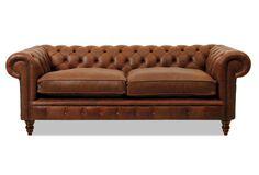 VON WILMOWSKY HERITAGE Chesterfield Sofa Bennet