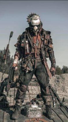 Apocalypse Armor, Apocalypse Costume, Apocalypse Character, Apocalypse Fashion, Apocalypse World, Post Apocalyptic Clothing, Post Apocalyptic Costume, Post Apocalyptic Art, Post Apocalyptic Fashion