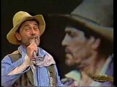 """Ken Curtis seeing """"Tumbling Tumbleweeds"""". Remember Festus from Gunsmoke? He started in movies as a singer with The Sons of the Pioneers."""