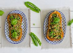 Calabaza rellena para #Mycook http://www.mycook.es/cocina/receta/calabaza-rellena