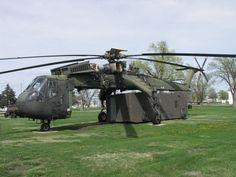CH-54 Tarhe skycrane