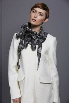 REW - Women's on trend designer winter scarves|collars|snoods