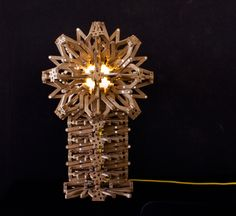 expanding lamp by erik stehmann