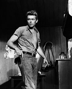 James Dean prägte den Jeans-Look